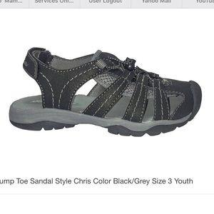Eddie Bauer Bump Toe Sandals (Chris) Sz 2